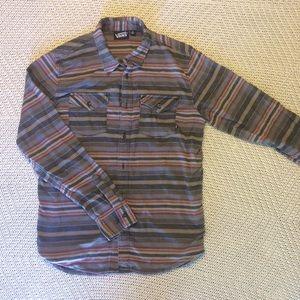 Vans Long Sleeve Shirt